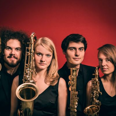 Arcis Saxophon Quartett