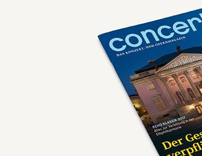 Cover der concerti-Ausgabe Oktober 2017
