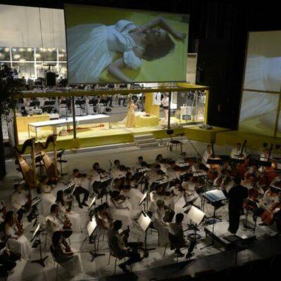 Surrogate Cities/Götterdämmerung an der Oper Wuppertal