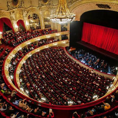 Komische Oper Berlin, Zuschauersaal