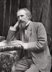Hermann Ritter, um 1905