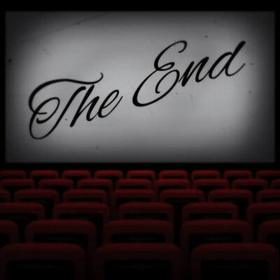 Symbolbild Stummfilm im Kino