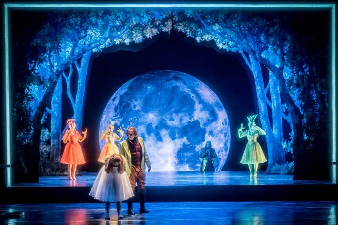 """Rusalka"" am Theater Magdeburg"