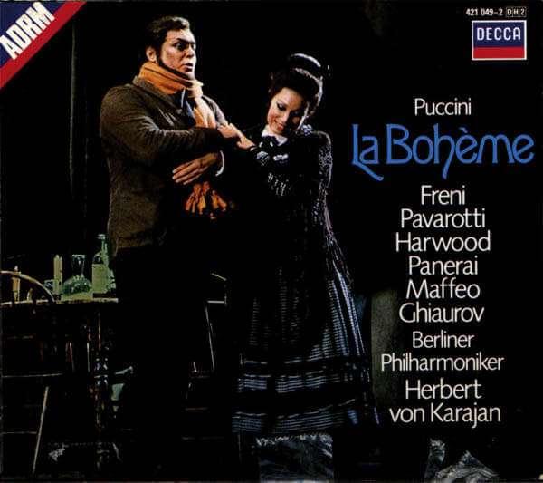 La Bohème mit Luciano Pavarotti