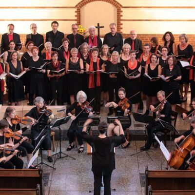 Capella Peregrina, ChorAltona und Kleines Kantatenorchester