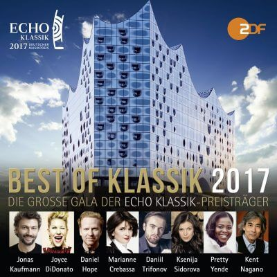 Best of ECHO Klassik 2017 Cover
