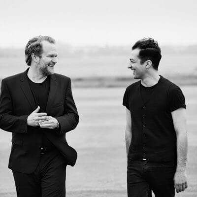 Sebastian Knauer & Arash Safaian