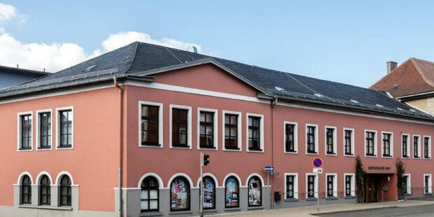 Meininger Hof in Saalfeld