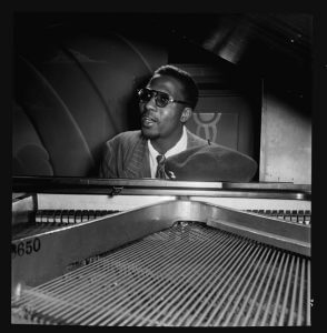Thelonious Monk, 1947 in Minton's Playhouse, New York
