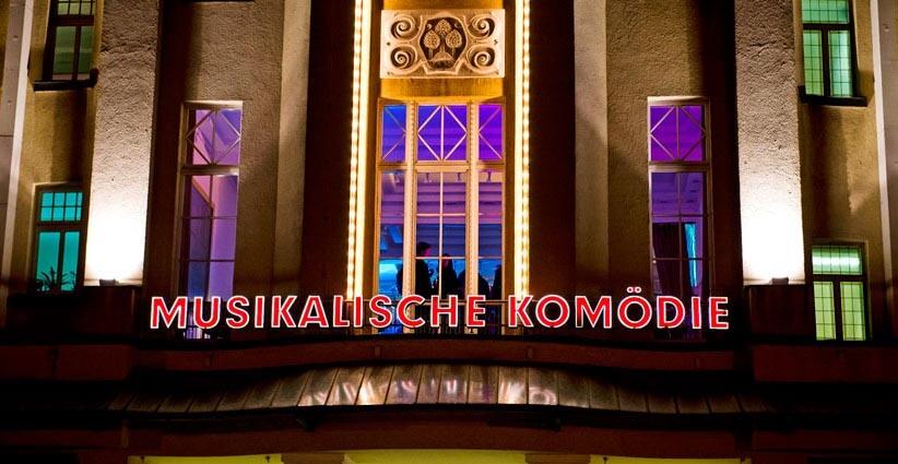 Musikalische Komödie Leipzig im Porträt | Operettentempel mit Profil