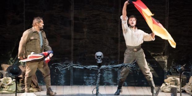 """Brittens """"War Requiem"""" in Lyon"""