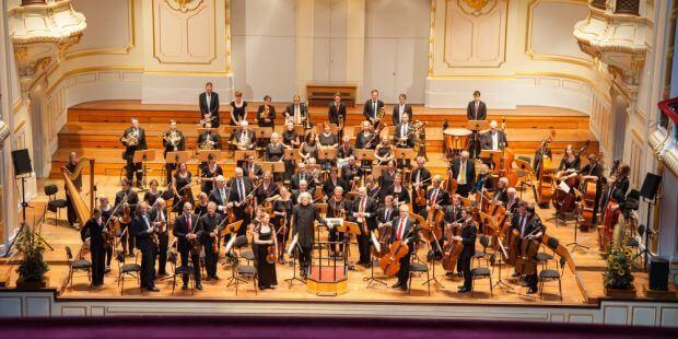 Bundesärztephilharmonie Laeiszhalle Hamburg 2016