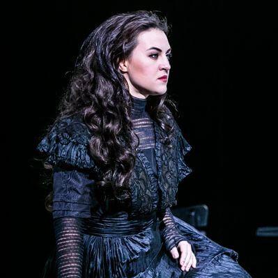 """Szenenbild aus """"Lucia di Lammermoor"""""""