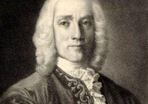 Domenico Scarlatti. Lithografie von Alfred Lemoine