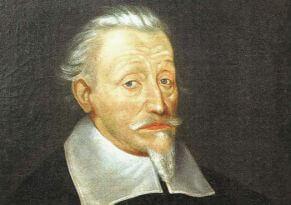 Heinrich Schütz. Gemälde von Christoph Spätner, um 1660