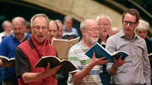 Mitsingkonzert beim Deutschen Chorfest