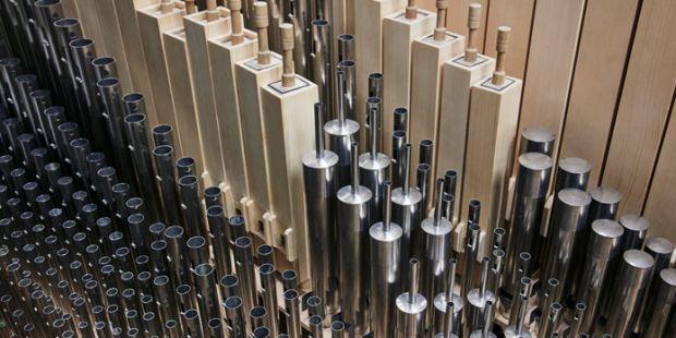 Orgel der Elbphilharmonie in Hamburg
