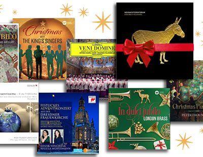 Weihnachts-CDs 2018