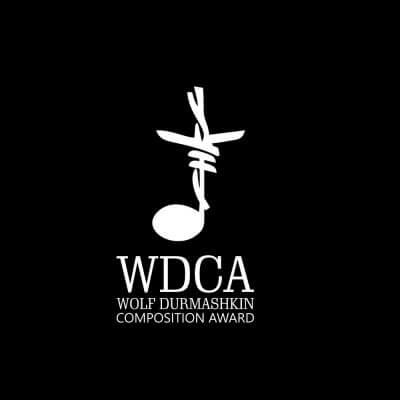 Logo Wolf Durmashkin Composition Award