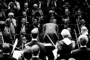 Applaus für die Bamberger Symphoniker und Jakub Hrůša