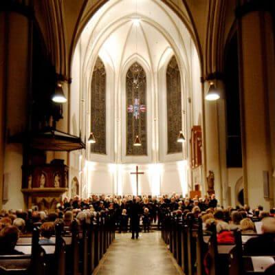 Chorkonzert in St. Petri