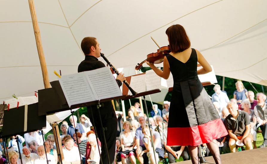 Sommerliche Musiktage Hitzacker. Pre-Concert der Festival-Akademie 2017