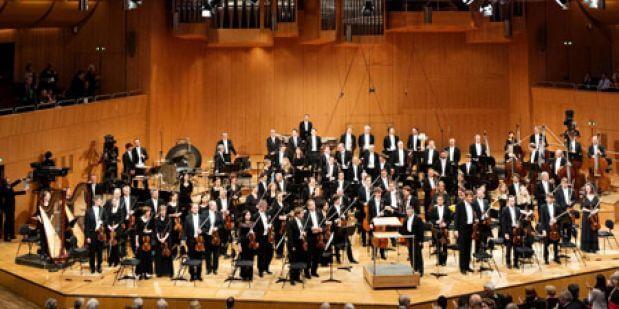 Symphonieorchester des Bayerischen Rundfunks und Mariss Jansons