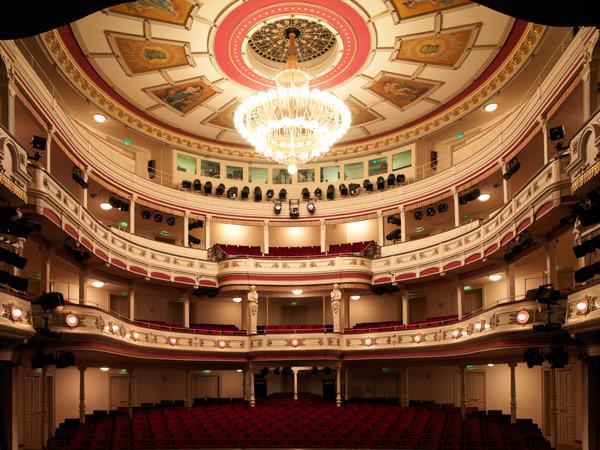 Theater Altenburg, Zuschauerraum