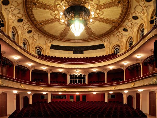 Bühnen der Stadt Gera, Zuschauerraum