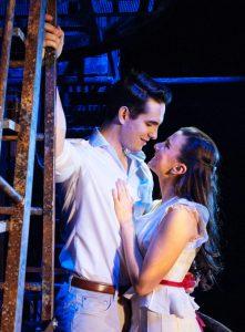 West Side Story/BB Promotions/Inszenierung, Regie und Choreografie von Joey McKneely