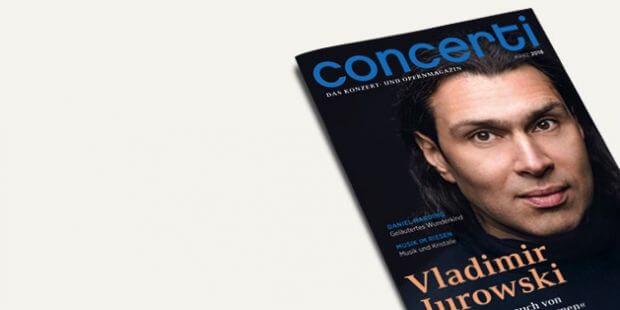 concerti-Cover März 2018
