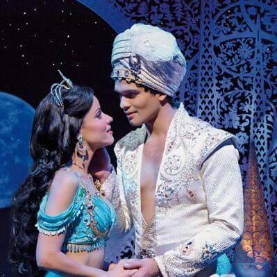 """Szenenbild aus """"Aladdin"""""""