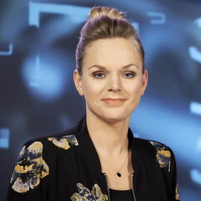 """Annekatrin Hentschel, Moderatorin von """"SWEET SPOT – Neugierig auf Musik"""""""