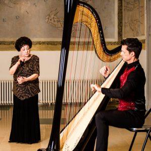 Xavier de Maistre und Lucero Tena