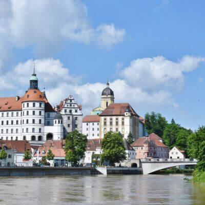 Neuburg an der Donau, Stadtschloss