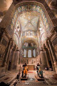 Ravenna Festival: Konzert in der Basilca di San Vitale