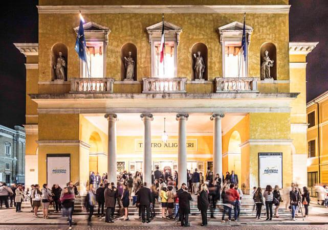 Teatro Alighieri in Ravenna