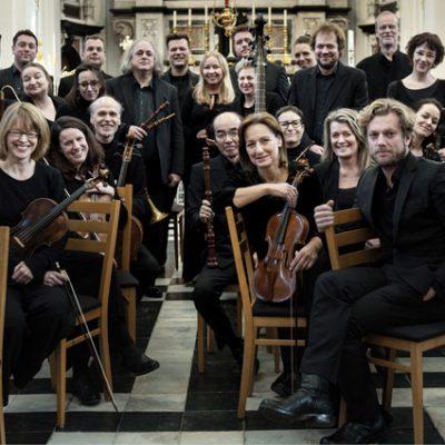 Chor und Orchester des Collegium Vocale Gent