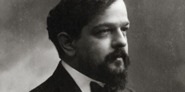 Claude Debussy, ca. 1908
