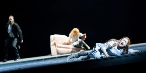 """Szenenbild aus """"Ariane et Barbe-Bleu"""""""