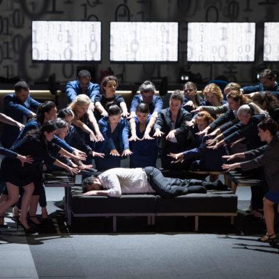 "Szenenbild aus ""Macbeth"""