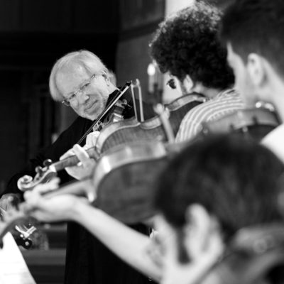Chamber Music Connects the World. Kammermusik-Kurs mit Gidon Kremer