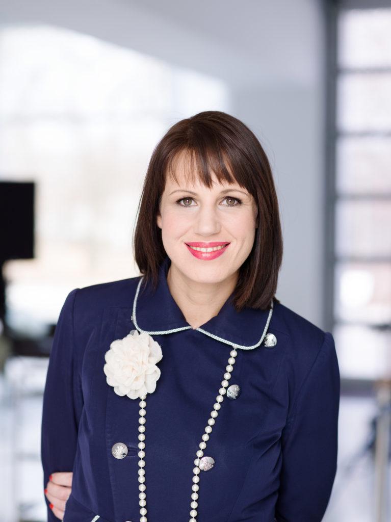 Tanja Dorn, Gründerin und Präsidentin der Stiftung Young Artists Foundation