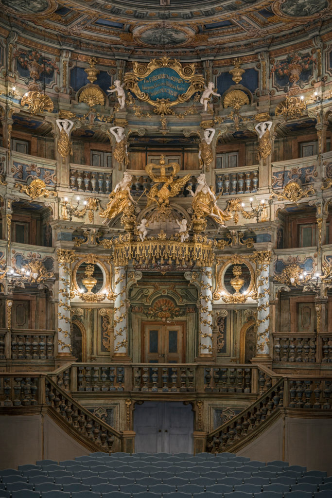 Markgräfliches Opernhaus Bayreuth, Fürstenloge