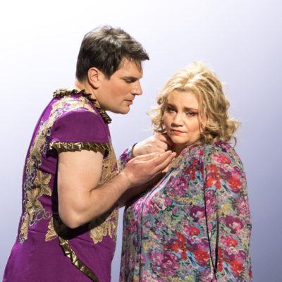 "Szenenbild aus ""Ariadne auf Naxos"""