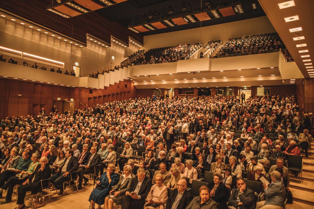 Das Publikum des Jahres 2017 ist in Duisburg