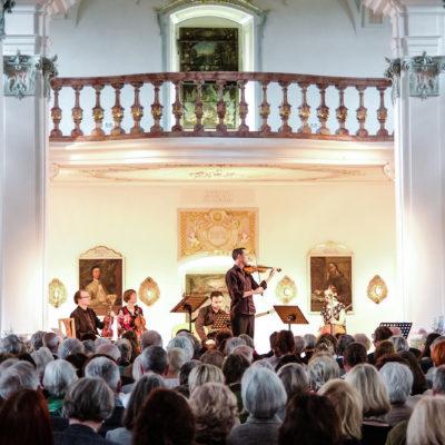 Pollinger Tage Alter und Neuer Musik: Konzert im Bibliothekssaal