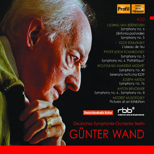 Günter Wand Edition – Deutsches Symphonie-Orchester Berlin