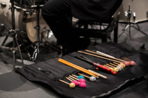 Young Artists Foundation – Junger Percussionist