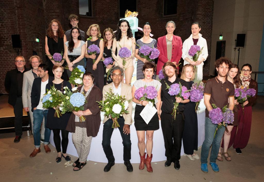 Berliner Opernpreis 2018. Preisträger und Jurymitglieder